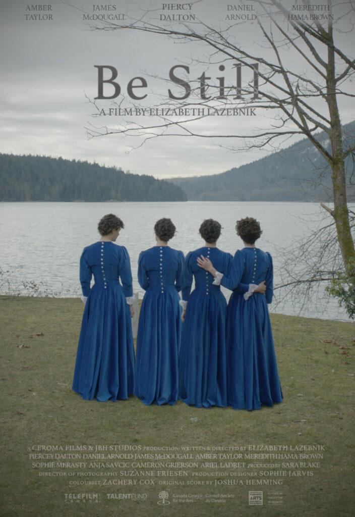 Be Still - Poster